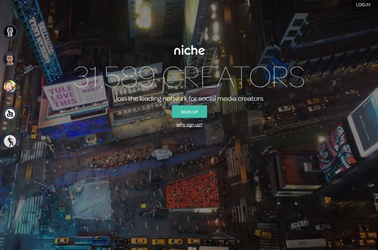 Niche, el contenido de los influencers