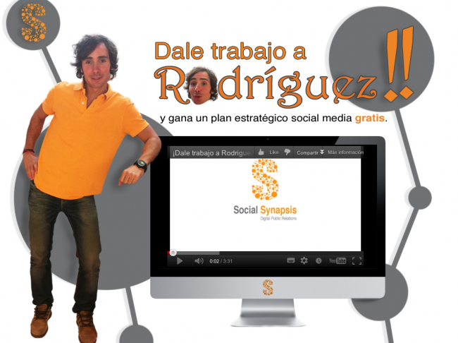 """¡Ampliamos el concurso """"Dale trabajo a Rodríguez""""!"""