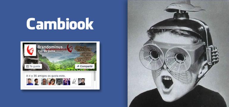 Desaparece la caja de likes de Facebook para web