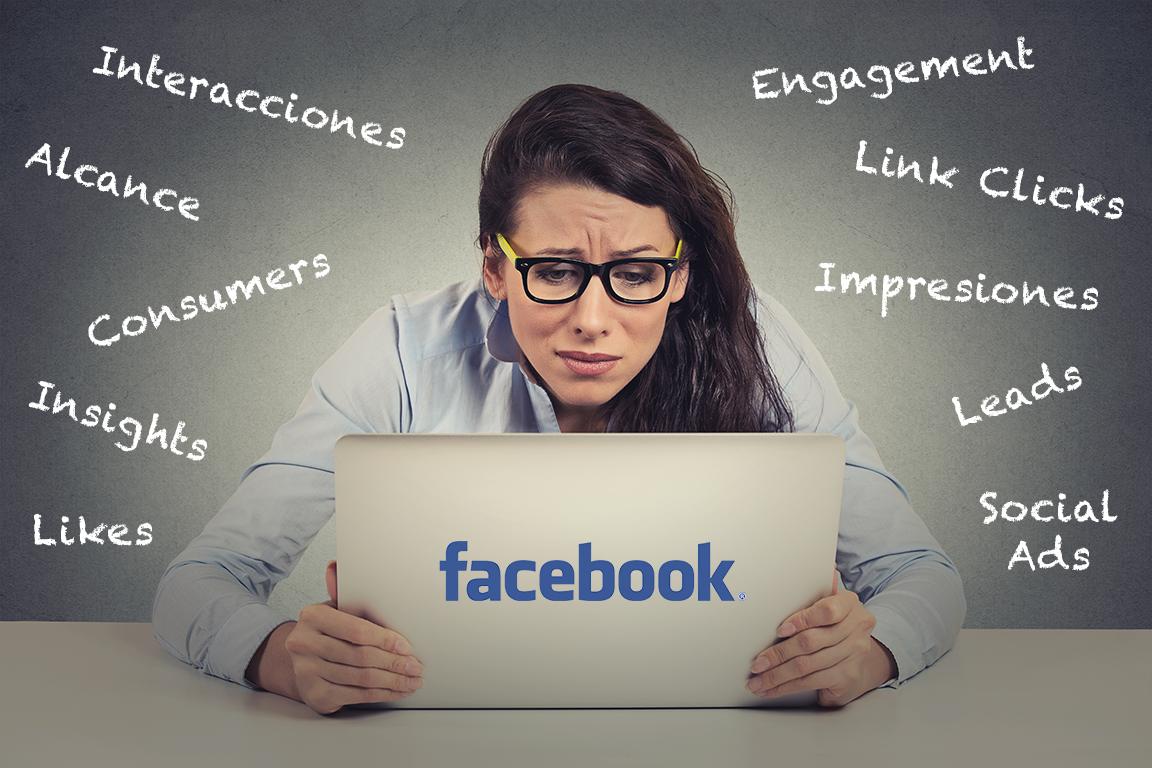 Los 10 errores más frecuentes al realizar un informe de Facebook