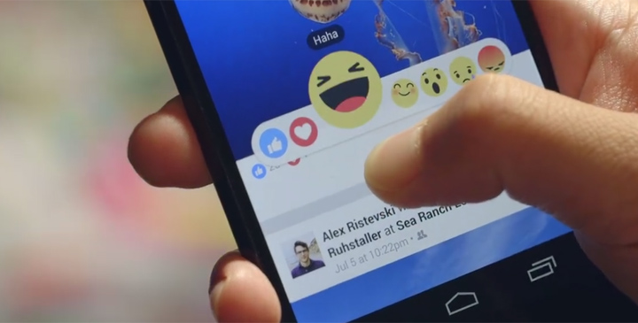 YAY!, LOVE!, WOW! Llega REACTIONS a Facebook