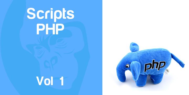 Todo sobre los Scripts PHP