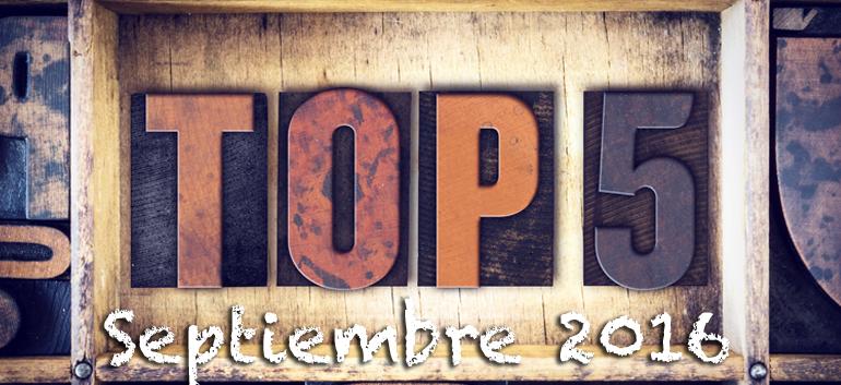 Top 5 creatividad publicitaria: Septiembre 2016